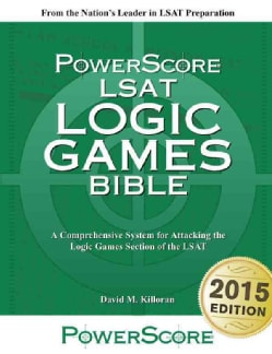 LSAT Logic Games Bible (Paperback)