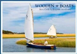 Wooden Boats Note Cards (Cards)