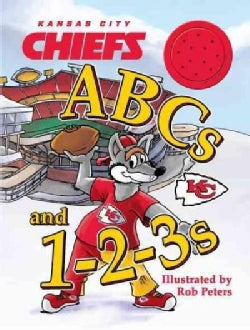 Kansas City Chiefs ABCs and 1-2-3s (Board book)