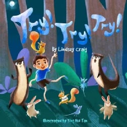 Try! Try! Try! (Board book)