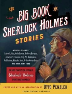 The Big Book of Sherlock Holmes Stories (Paperback)