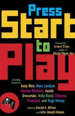 Press Start to Play (Paperback)