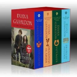 OutLander: Outlander / Dragonfly in Amber / Voyager / Drums of Autumn (Paperback)