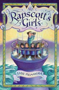 Ms. Rapscott's Girls (CD-Audio)