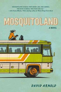 Mosquitoland (CD-Audio)