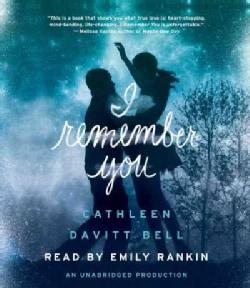 I Remember You (CD-Audio)