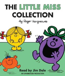 The Little Miss Collection: Little Miss Sunshine / Little Miss Bossy / Little Miss Naughty / Little Miss Helpful /... (CD-Audio)