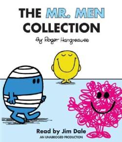 The Mr. Men Collection: Mr. Happy / Mr. Messy / Mr. Funny / Mr. Noisy / Mr. Bump / Mr. Grumpy / Mr. Brave / Mr. Mi... (CD-Audio)