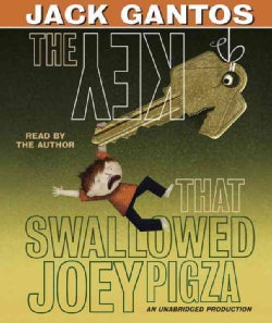 The Key That Swallowed Joey Pigza (CD-Audio)