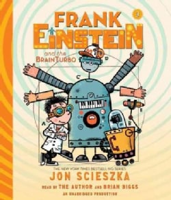 Frank Einstein and the Brainturbo (CD-Audio)