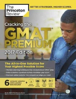 The Princeton Review Cracking the GMAT 2017 (Paperback)