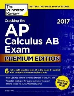Cracking the AP Calculus AB Exam 2017 (Paperback)