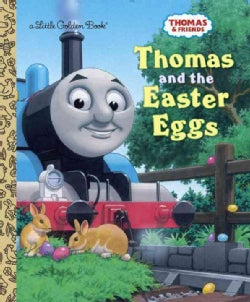 Thomas and the Easter Eggs (Hardcover)