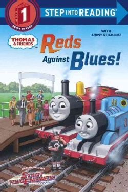 Reds Against Blues! (Paperback)