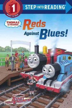 Reds Against Blues! (Hardcover)