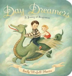 Day Dreamers: A Journey of Imagination (Board book)