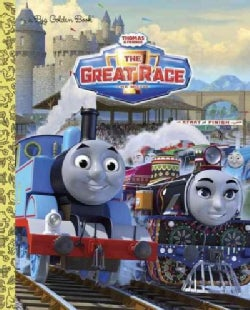 Thomas & Friends the Great Race (Hardcover)