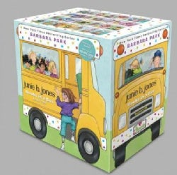 Junie B. Jones Books in a Bus (Paperback)