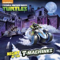 Night of the T-machines (Paperback)