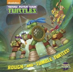 Rough-and-tumble Turtles! (Board book)