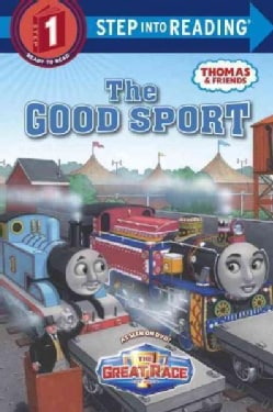 Thomas & Friends the Good Sport (Hardcover)
