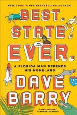Best State Ever: A Florida Man Defends His Homeland (Paperback)