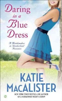 Daring in a Blue Dress (Paperback)