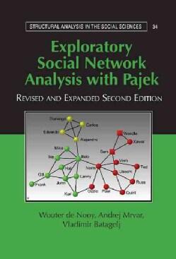 Exploratory Social Network Analysis With Pajek (Hardcover)