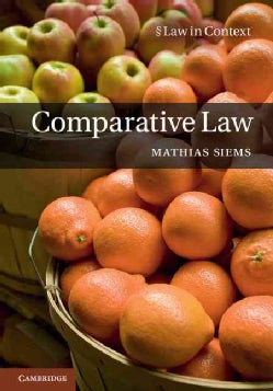 Comparative Law (Hardcover)
