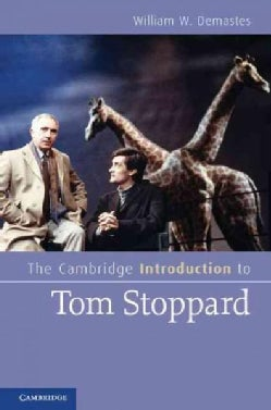 The Cambridge Introduction to Tom Stoppard (Hardcover)