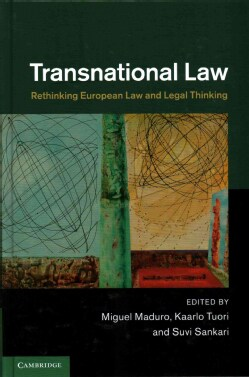 Transnational Law: Rethinking European Law and Legal Thinking (Hardcover)