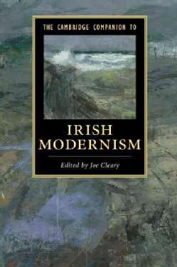 The Cambridge Companion to Irish Modernism (Hardcover)