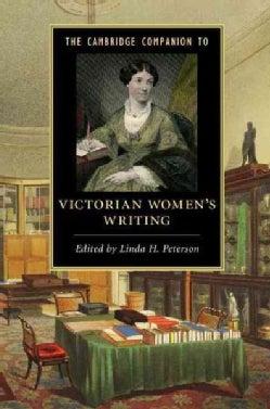 The Cambridge Companion to Victorian Women's Writing (Hardcover)