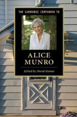 The Cambridge Companion to Alice Munro (Hardcover)