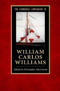 The Cambridge Companion to William Carlos Williams (Hardcover)