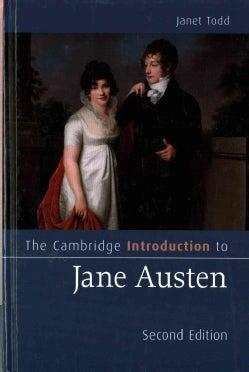 The Cambridge Introduction to Jane Austen (Hardcover)