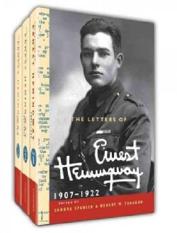 The Letters of Ernest Hemingway (Hardcover)