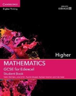 Gcse Mathematics for Edexcel Higher (Paperback)