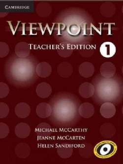 Viewpoint Level 1 Teacher's Edition
