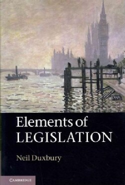 Elements of Legislation (Paperback)