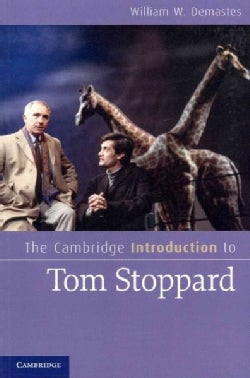 The Cambridge Introduction to Tom Stoppard (Paperback)