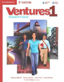 Ventures Level 1 Value Pack - Student's Book With Audio CD and Workbook with Audio CD