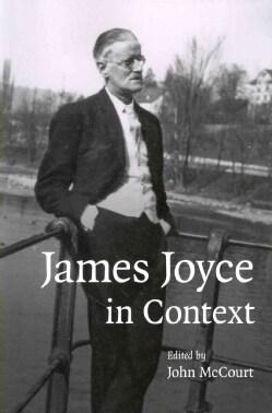 James Joyce in Context (Paperback)