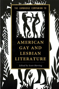 The Cambridge Companion to American Gay and Lesbian Literature (Paperback)