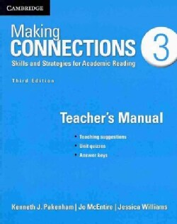 Making Connections Level 3: Skills and Strategies for Academic Reading (Paperback)