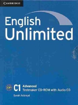 English Unlimited Advanced Testmaker