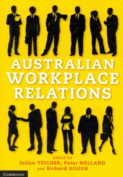 Australian Workplace Relations (Paperback)
