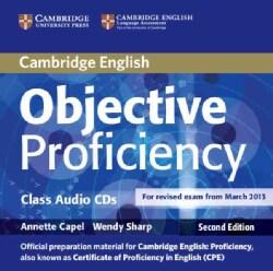 Objective Proficiency Class (CD-Audio)