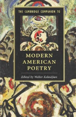 The Cambridge Companion to Modern American Poetry (Paperback)