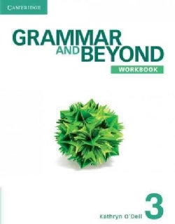 Grammar and Beyond Level 3 Online Workbook - Standalone for Students Via Activation Code Card L2 Version (Other merchandise)